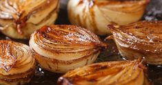9 Best Prebiotic Foods for Optimal Ways to Eat Baked Onions, Caramelized Onions, New Recipes, Cooking Recipes, Healthy Recipes, Passover Recipes, Fodmap Diet, Gastronomia, Vinegar