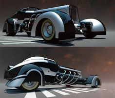 Some of the World's Coolest Steampunk Vehicles - Autoholics