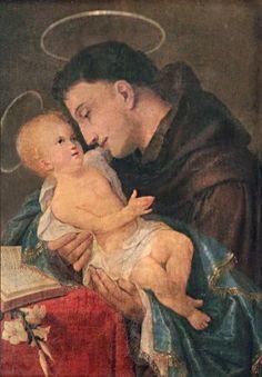 Saint Anthony Of Padua, Venice Italy, Trip Advisor, Prayers, Paper Crafts, Painting, Saints, St Francis, Spirituality