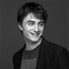 I don't care that his real name's Daniel Radcliffe, I'll always call him Harry Potter <3