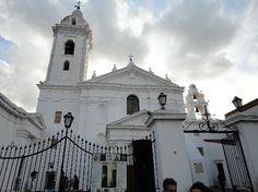 Basilica del Pilar (La Recoleta) Argentina