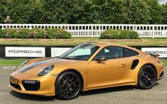 Porsche dévoile la 911 Exclusive Series et GT2 RS à Goodwood /