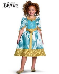 Disney Pixar's Classic Brave Merida Costume  #timelestreasure