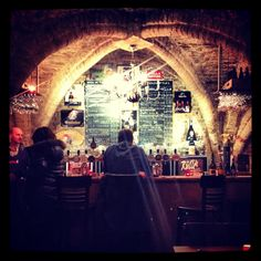 La Trappiste bar in Bruges, Belgium. Pinned from traveleachday.com