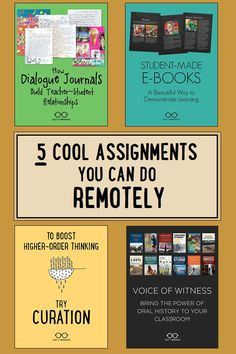 Four Cult of Pedagogy projects to do with students in a remote teaching situation, plus this link to Parlay, so you can set students up for a rich, text-based group discussion online. The platform is currently being offered free of charge. Teaching Strategies, Teaching Reading, Teaching Resources, Teaching Ideas, Instructional Coaching, Instructional Strategies, Instructional Technology, People Reading, Cult Of Pedagogy