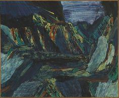 Mer om Knut Rumohr, Landskap III