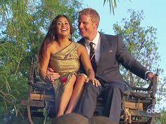 The Bachelor: Sean Lowe Engaged to Catherine Giudici