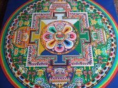 会場では砂曼荼羅ができるまでの映像を観ました。私は以前、たぶんNHKでチベットの砂曼荼羅を観たことがあります。一生懸命に作った後、その砂曼荼羅を崩す・・・...