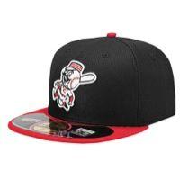 reputable site b2198 f58fa New Era MLB 59Fifty Diamond Era BP Cap - Men s - Cincinnati Reds - Black