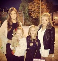 Tomlinson sisters(:<<< THANK YOU PHEOBE TOMLINSON FOR FOLLOWING ME!!!