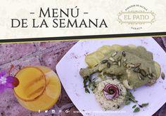 """Descubre una manera diferente de disfrutar los platillos típicos de Oaxaca en nuestro restaurante """"El Patio"""".  Discover a different way to enjoy typical Oaxaca food in our Restaurant """"El Patio""""."""