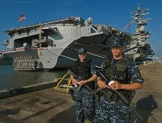US Navy Military Police United States of America CARROLL*TRUST US ...