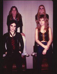 Runaways, 1977.