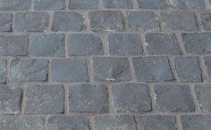 Vietnamees Basalt natuursteen kasseien | Marshalls Enchanted Garden, Paths, Flooring, Outdoor, Gardens, Paving Slabs, Outdoors, Wood Flooring, Outdoor Games