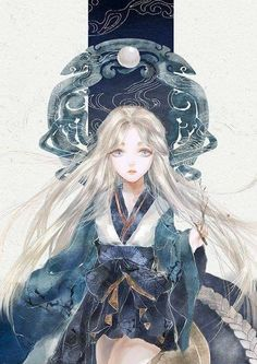 images for anime girl fantasy Manga Girl, Anime Art Girl, Manga Anime, Anime Girls, Chibi, Character Art, Character Design, Beautiful Anime Girl, Anime Style