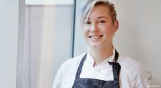 Emma Bengtsson is the chef at Aquavit in New York, a restaurant that's been serving Nordic cuisine in New York for the last 30 years. Coast Restaurant, New Nordic, Michelin Star, Best Chef, New Trends, The Incredibles, Healthy Meals, Zero, Imperial Army