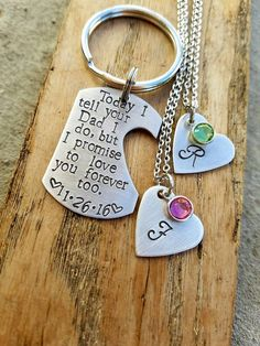 Hey, I found this really awesome Etsy listing at https://www.etsy.com/listing/484825071/personalized-stamped-stepmom-to