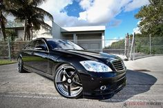 Strasse Forged Mercedes Benz S550 2012 Pictures