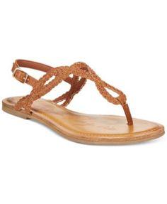 6c050cf5f251 American Rag Keira Braided Flat Sandals