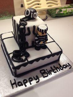 Prison Break Cake