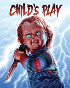 Chucky - Wanna Play?