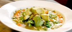 Loaded Chicken Vegetable Soup Recipe