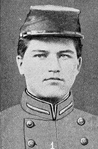 2nd Lt. Joel Jackson Denmark, Co. A 27th NC Infantry, KIA at Bristoe Station.