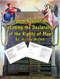 1000 images about french revolution lesson plans on pinterest primary sources french. Black Bedroom Furniture Sets. Home Design Ideas