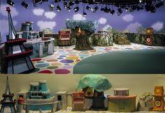 Mister Rogers' Neighborhood of Make-Believe Paper Models