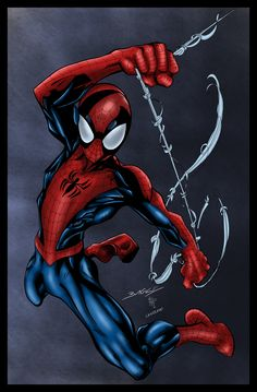 mark_bagley_ultspidey51_colored_by_likwidlead-d4ozk7p.jpg (1750×2668)