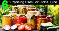 Most people think of pickle juice as a throwaway leftover product, but nothing could be further from the truth. Pickle juice actually has many…