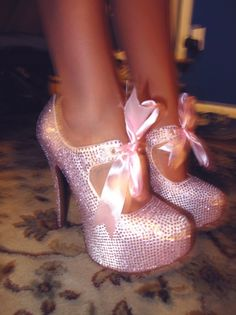 these look like barbie shoes