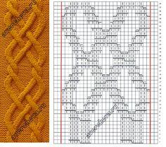 Dishcloth Knitting Patterns, Crochet Poncho Patterns, Knitting Charts, Knitting Stitches, Hand Knitting, Stitch Patterns, Knit Crochet, Sewing Techniques, Knitting Paterns