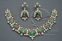 Victorian Necklace Set | Tibarumal Jewels | Jewellers of Gems, Pearls, Diamonds, and Precious Stones