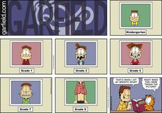Garfield Comic Strip, May 24, 2015 on GoComics.com