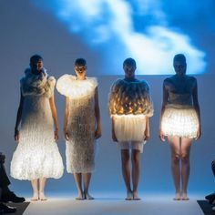 wearable led cloud - Google Search