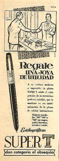 España, 1958. Fountain Pen Drawing, Fountain Pens, Pens And Pencils, Ballpoint Pen, Wells, Vintage Ads, Advertising, Illustrations, Pens