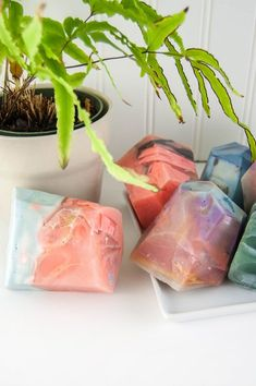 #diy fun and easy soap*rocks great for use, gifts or even decoration Pinterest • @Sugarndspice49
