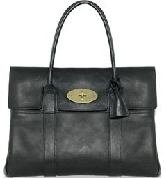 f3c8293f23c9 Mulberry Bayswater in Black Mulberry Purse