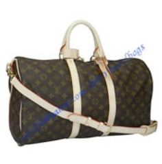 Louis Vuitton Monogram Canvas Keepall 45 with Shoulder Strap sale at - Free Worldwide shipping. Get today Louis Vuitton Monogram Canvas Keepall 45 with Shoulder Strap Handbags On Sale, Louis Vuitton Handbags, Purses And Handbags, Luxury Handbags, Designer Handbags, Louis Vuitton Resale, Louis Vuitton Monogram, Monogram Canvas, Bag Sale