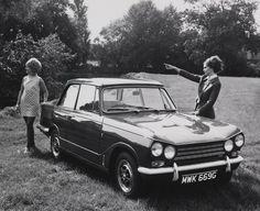 Triumph Vitesse Mk II - 1968