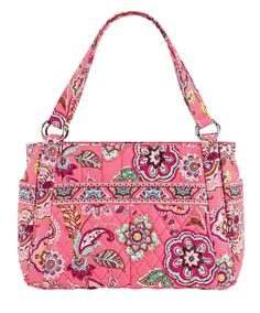 9a87ce1d7a57 Vera Bradley Stephanie in Call Me Coral