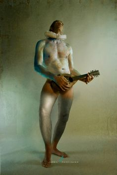 Jim Ferringer Bleu mandolin