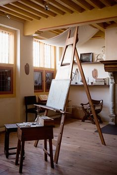 Studio: Amsterdam, Netherlands: Rembrandt van Rijn - Dutch painter and etcher. (http://www.rembrandtpainting.net/) (photo credit: Paul Raeside)
