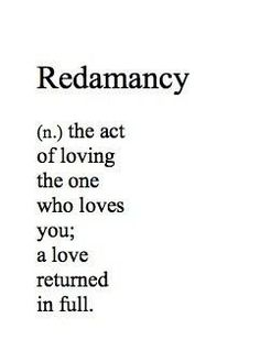 """Redamancy: """"redamancy is distinguished from most of the other words about love in that it is one of the few that specifies reciprocity."""" words Word of the Day: Redamancy - Hugo House Unusual Words, Weird Words, Rare Words, Unique Words, New Words, Cool Words, Interesting Words, Words About Love, Words That Mean Love"""