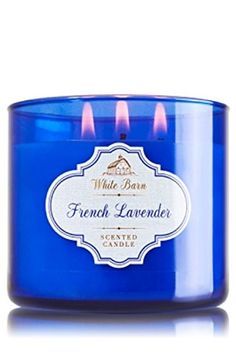 Bath & Body Works 3 Wick Candle 14.5 Oz French Lavender Bath & Body Works http://www.amazon.com/dp/B017AA8MCA/ref=cm_sw_r_pi_dp_wSG3wb1RX98T9