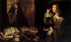 The Young Gentleman and Death, Pedro de Camprobín, 1670 Don Miguel, Gentleman, Dutch Golden Age, Demonology, Mirror Painting, Vanitas, Memento Mori, Dark Beauty, Me On A Map