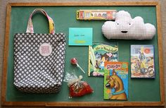 Sparkle Power!: Older Sibling Gift Bags & Free Big Sister/Big Brother Button Download