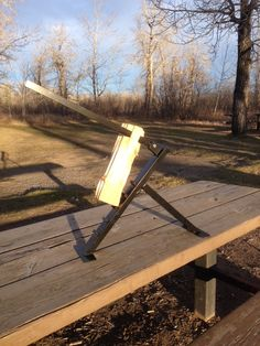 The Portable Kindling Maker is a fast, easy and safe way to split your kindling wood for your fire. Great for camping. Folds down in an instant to go in your RV or vehicle