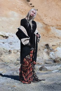 Wrath of Nature, Fear of God | SSENSE Model Brynja @____DÓTTIR management